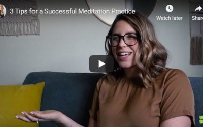 3 Tips to Get Meditation to Actually Work